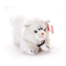 """Мягкая игрушка """"Кошка персидская белая"""", 25 см, AURORA"""