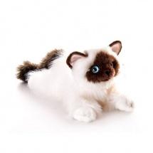 """Мягкая игрушка """"Кошка сиамская"""", 30 см, AURORA"""