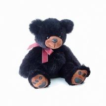 """Мягкая игрушка """"Медведь чёрный"""", 70 см, AURORA"""