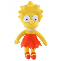 """Мягкая игрушка """"Лиза Симпсон"""", 37 см, Fancy"""
