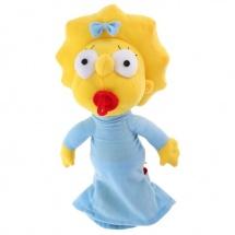 "Мягкая игрушка ""Мэгги Симпсон"", 28 см, Fancy"