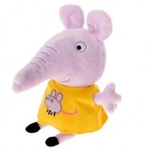 """Мягкая игрушка """"Эмили с мышкой"""", 20 см, Peppa Pig"""