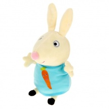 "Мягкая игрушка ""Ребекка с морковкой"", 20 см, Peppa Pig"
