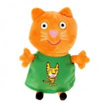 """Мягкая игрушка """"Кенди с тигром"""", 20 см, Peppa Pig"""