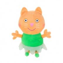 "Мягкая игрушка ""Котенок Кэнди балерина"", 20 см, Peppa Pig"