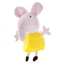 "Мягкая игрушка ""Слоник Эмили"", 20 см, Peppa Pig"