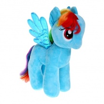 "Мягкая игрушка ""Пони Rainbow Dash"", 40 см, TY"