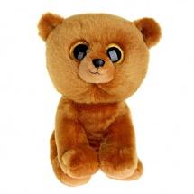 """Мягкая игрушка """"Мишка Brownie"""", коричневый, 25 см, TY"""