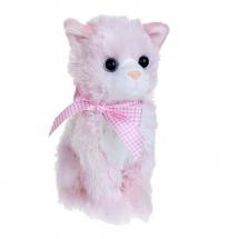 "Мягкая игрушка ""Кошка Duchess"", розовый, 25 см, TY"