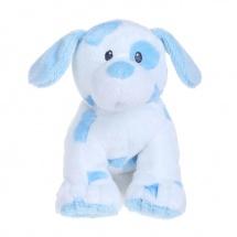 """Мягкая игрушка """"Щенок Pups Pink"""", голубой, 25 см, TY"""