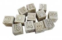 """Кубики РосЭко """"Азбука"""" 12 шт"""