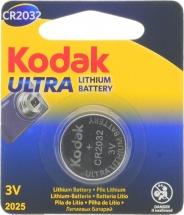 Батарейка Kodak CR2032 1 шт
