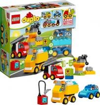 Lego Duplo Мои первые машинки 10816