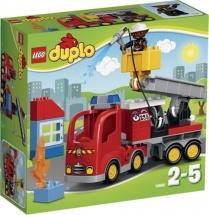 Lego Duplo Пожарный грузовик 10592