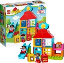 Lego Duplo Мой первый игровой домик 10616