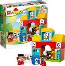 Lego Duplo Моя первая ферма 10617