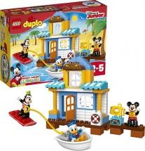 Lego Duplo Домик на пляже 10827