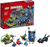 Lego Juniors Бэтмен и Супермен против Лекса Лютора 10724