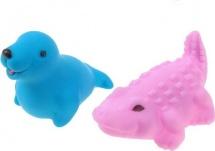 """Набор резиновых игрушек Забияка """"Морские животные"""""""