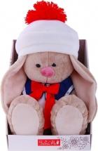"""Мягкая игрушка """"Зайка Ми"""" морячка, большая, 23 см, Зайка Ми"""