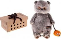 """Мягкая игрушка """"Басик и мышка"""", 30 см, Басик и Ко"""