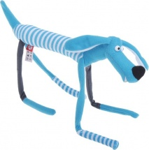 "Мягкая игрушка ""Слим-собачка"", 31 см, Fancy"