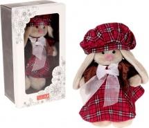 """Мягкая игрушка """"Зайка Ми. Девочка Эдинбург"""", 25 см, Зайка Ми"""