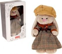 """Мягкая игругшка """"Зайка Ми. Девочка Лондон"""", 25 см, Зайка МИ"""