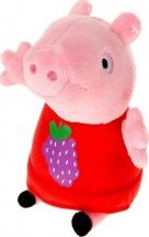 """Мягкая игрушка """"Пеппа с виноградом"""", 20 см, Peppa Pig"""