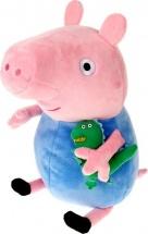 """Мягкая игрушка """"Джордж с динозавром"""", 40 см, Peppa Pig"""