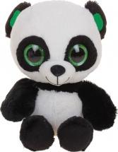 "Мягкая игрушка ""Панда глазастик"", 25 см, Fancy"
