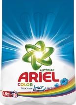 Стиральный порошок Ariel Color Touch of Lenor Fresh 1,5 кг