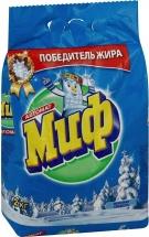 Стиральный порошок Миф 3в1 Морозная свежесть 2 кг