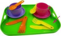 Поднос для детской посуды, Полесье