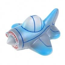 Игрушка резиновая Кудесники Самолетик
