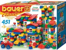"Конструктор Bauer ""Classic"" 451 эл"