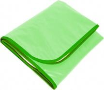 Клеенка Курносики 48х68 см, зеленый