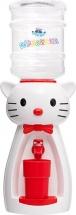 Кулер Акваняня Кошка (белая с красным)