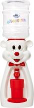 Кулер Акваняня Мышка (белая с красным)