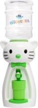 Кулер Акваняня Кошка (белая с cалатовым)
