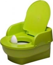 """Горшок """"Трон"""", зеленый, Maltex"""