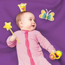 """Набор для детской фотосессии """"Настоящая принцесса"""""""