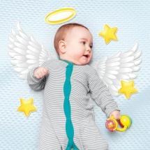 """Набор для детской фотосессии """"Маленький ангел"""""""