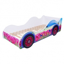 Кровать-машина ORANGE kids Вдохновение