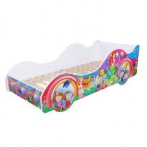 Кровать-машина «Русалки», ORANGE kids