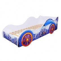 Кровать-машина «Зяблики», ORANGE kids