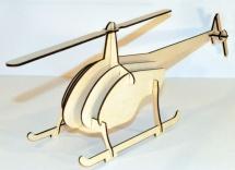 Сборная модель Грат Вертолет