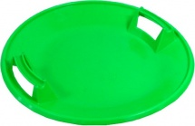 Ледянка Совтехстром круглая 54 см, зеленая