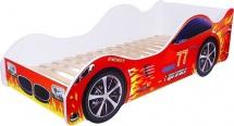 Кровать-машина ORANGE kids Энергия спорта