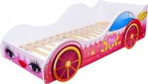 Кровать-машина ORANGE kids Принцесса
